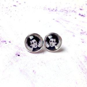 Edward Scissorhands Earrings - Halloween